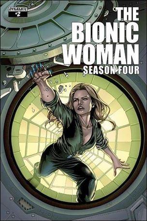 Bionic Woman: Season Four 2-A