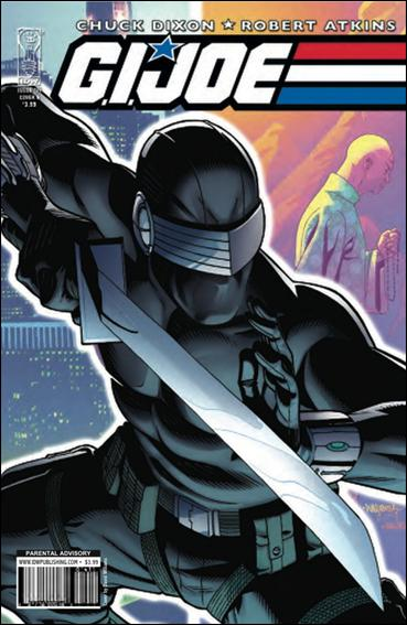 G.I. Joe (2008) 14-A by IDW