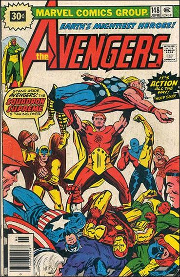 Avengers (1963) 148-B by Marvel