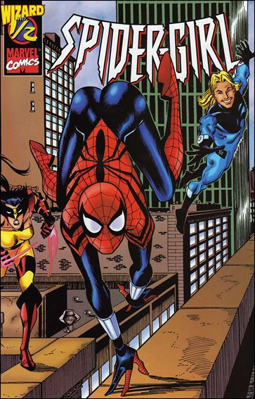 Spider-Girl (1998) 1/2-A by Marvel