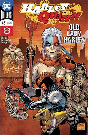 Harley Quinn (2016) 42-A