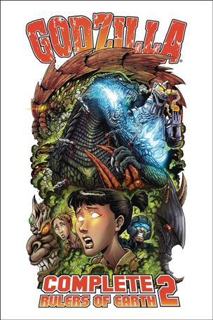 Godzilla: Complete Rulers of the Earth 2-A