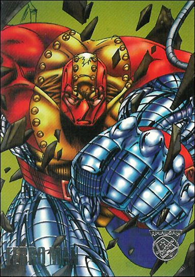 Amalgam Comics (Base Set) 37-A by Fleer/SkyBox