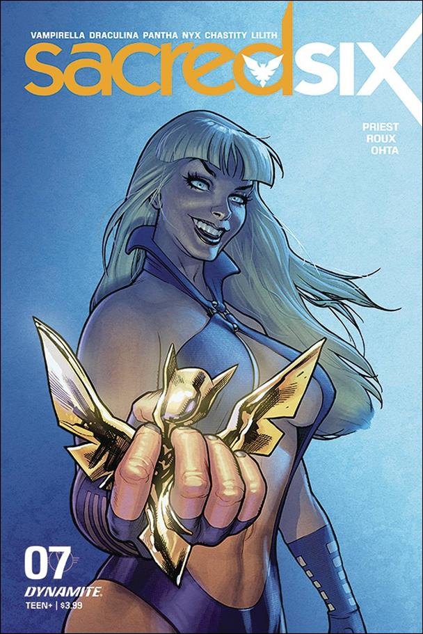 Sacred Six 7-B by Dynamite Entertainment