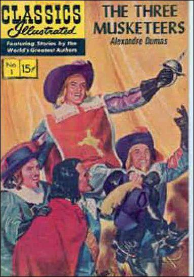 Classic Comics/Classics Illustrated 1-T by Gilberton