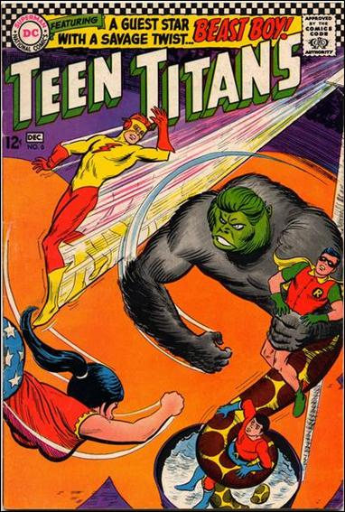 Teen Titans (1966) 6-A by DC