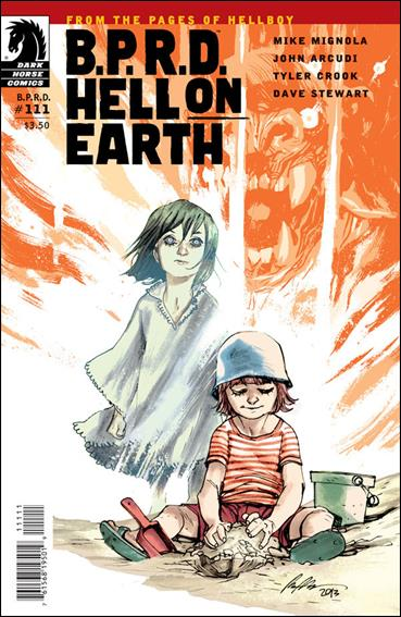 B.P.R.D. Hell on Earth (2012) 111-A by Dark Horse