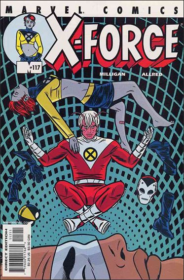 X-Force (1991) 117-A by Marvel