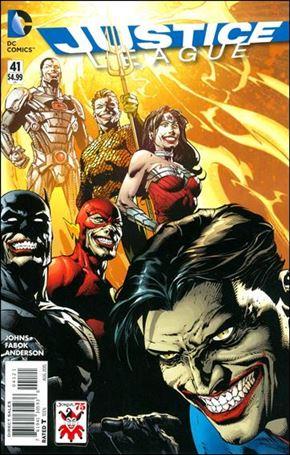 Justice League (2011) 41-B