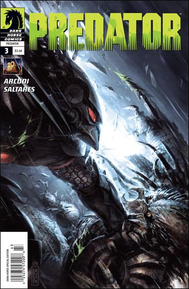Predator (2009) 3-A by Dark Horse