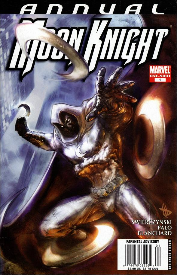 Moon Knight Annual 1-A by Marvel
