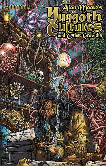 Alan Moore's Yuggoth Cultures and Other Growths 1-A by Avatar Press