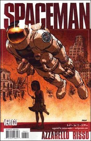 Spaceman (2011) 6-A