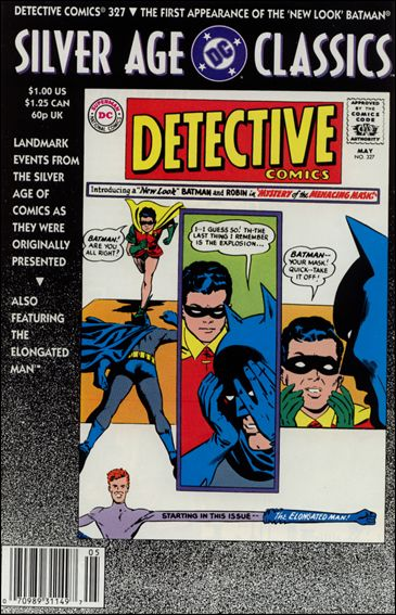 DC Silver Age Classics Detective Comics 327-A by DC
