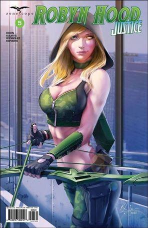 Robyn Hood: Justice 5-C