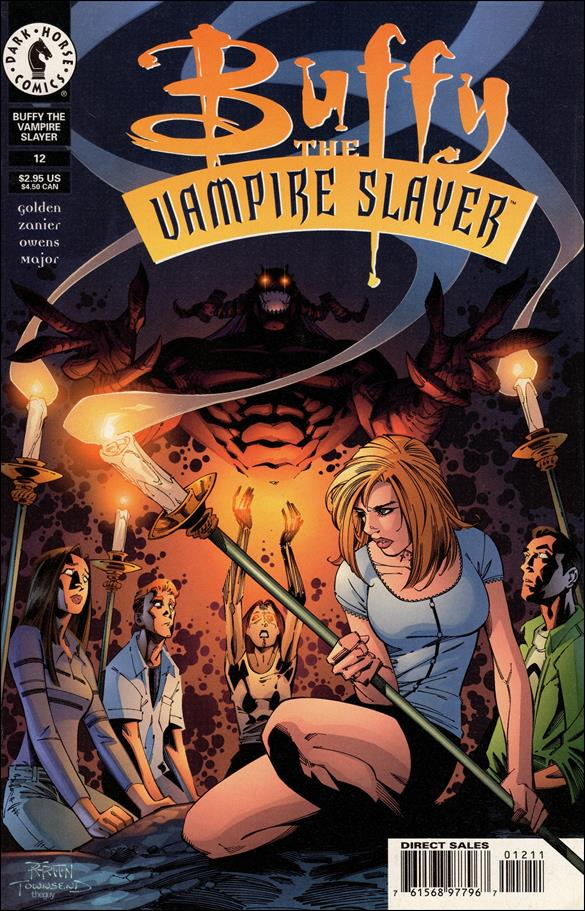 Buffy the Vampire Slayer 12-A by Dark Horse