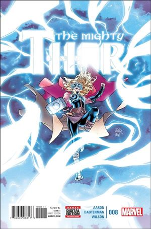 Mighty Thor (2016) 8-A