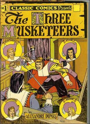 Classic Comics/Classics Illustrated 1-E