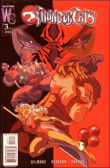 ThunderCats (2002) 3-A by WildStorm