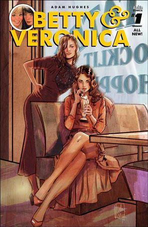 Betty and Veronica (2016) 1-O