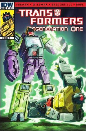 Transformers: Regeneration One 88-A