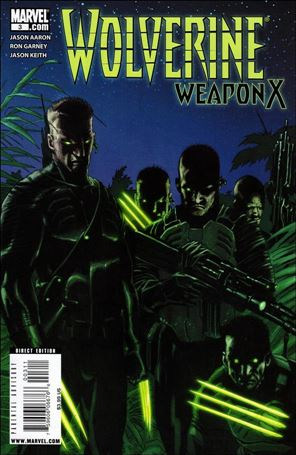 Wolverine: Weapon X 3-A
