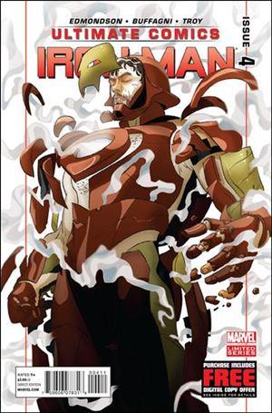 Ultimate Comics Iron Man 4-A