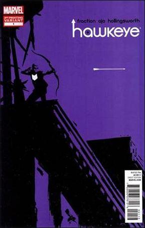 Hawkeye (2012) 1-E