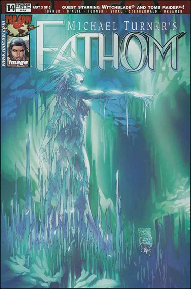Fathom (1998) 14-A by Top Cow