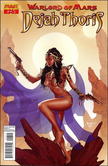 Warlord of Mars: Dejah Thoris 26-A by Dynamite Entertainment