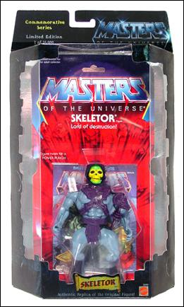 Masters of the Universe (Commemorative Series) Skeletor (1/35000) by Hasbro
