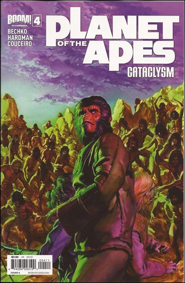 Planet of the Apes: Cataclysm 4-A by Boom! Studios