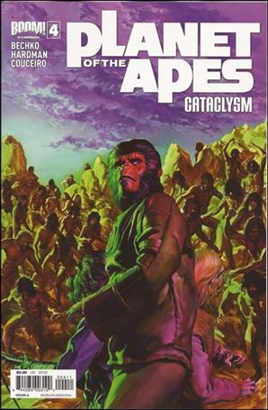 Planet of the Apes: Cataclysm 4-A