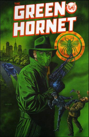 Green Hornet (1989) 1-B by Now Comics