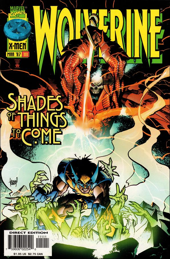 Wolverine (1988)  111-A by Marvel