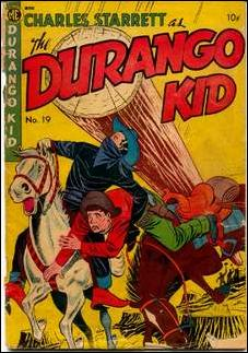 Durango Kid (1949) 19-A by Magazine Enterprises