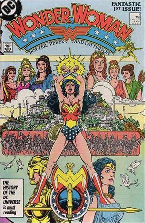Wonder Woman (1987) 1-A