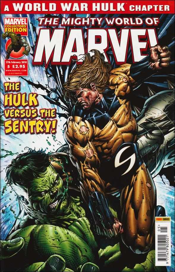 Mighty World of Marvel (UK) (2009) 5-A by Panini