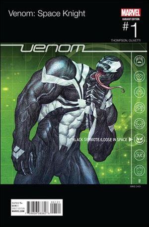 Venom: Space Knight 1-E