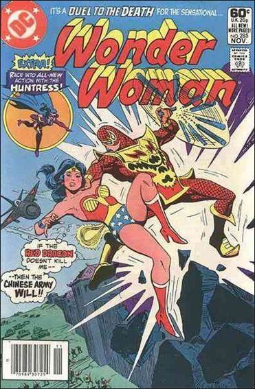 Wonder Woman (1942) 285-A by DC