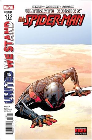 Ultimate Comics Spider-Man 18-A