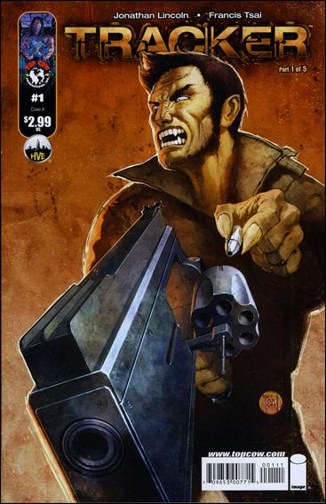 Tracker (2009) 1-A by Top Cow