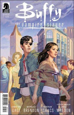 Buffy the Vampire Slayer Season 10 7-A