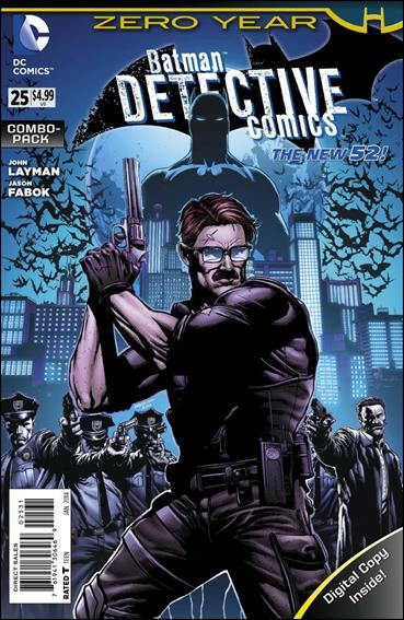 Detective Comics (2011) 25-B by DC