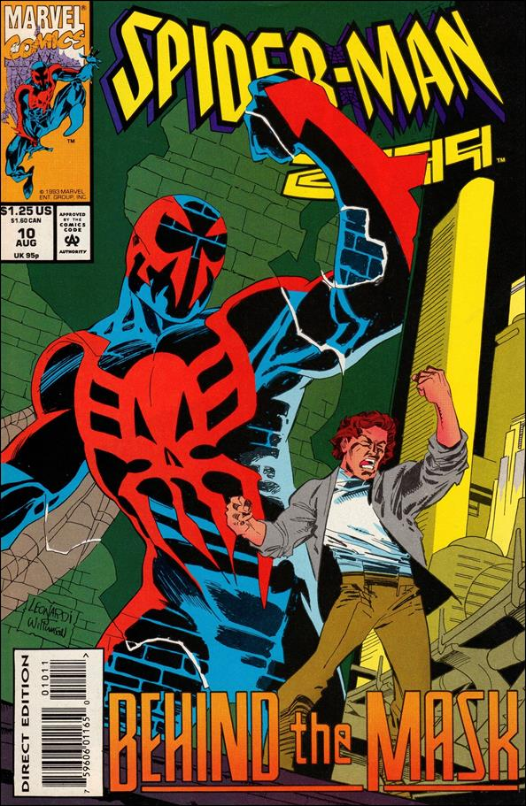 Spider-Man 2099 (1992) 10-A by Marvel