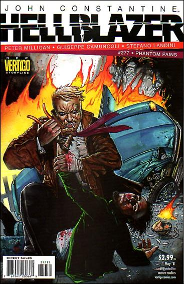 Hellblazer (1988) 277-A by Vertigo