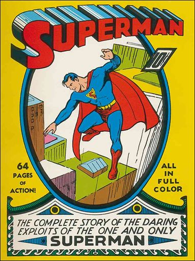 Superman (1939) 1-A by DC