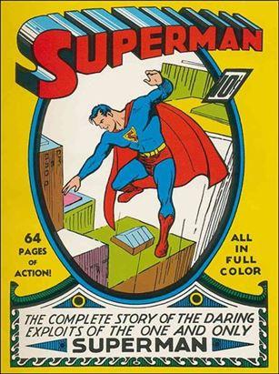 Superman (1939) 1-A