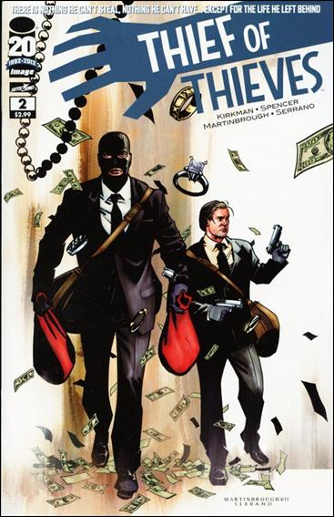 Thief of Thieves 2-A by Skybound Entertainment