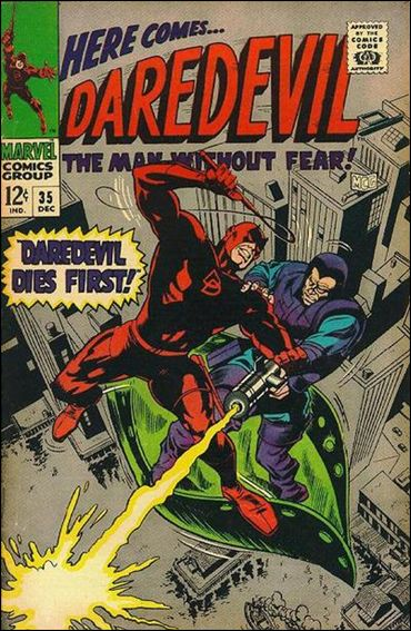 Daredevil (1964) 35-A by Marvel